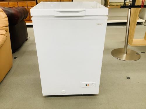 冷凍庫のAQUA アクア