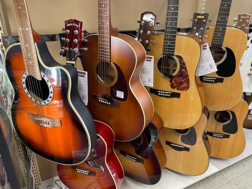ギターの楽器買取 横浜