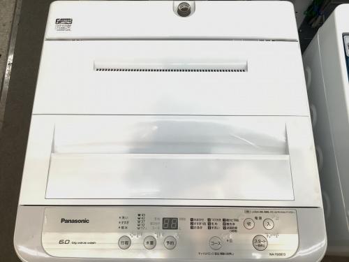 全自動洗濯機のPanasonic パナソニック