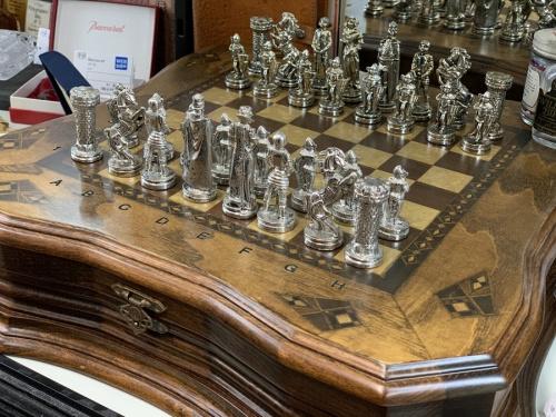チェスのアンティーク