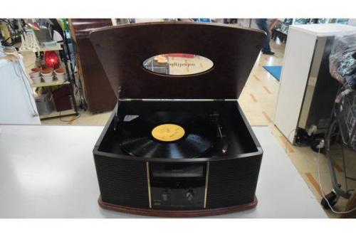レコードの音楽