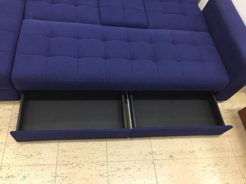 二人掛けソファーのソファーベット