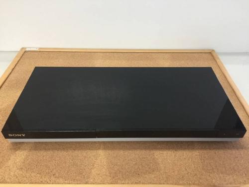デジタル家電のブルーレイレコーダー