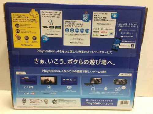 PlayStation4のSONY