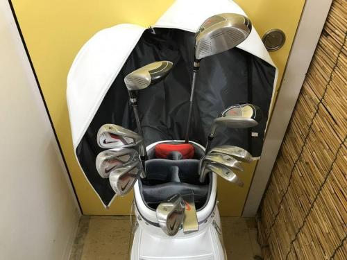 ゴルフのNIKE