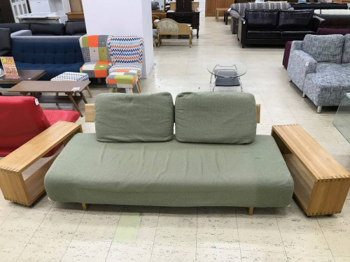 ソファーの2人掛けソファー