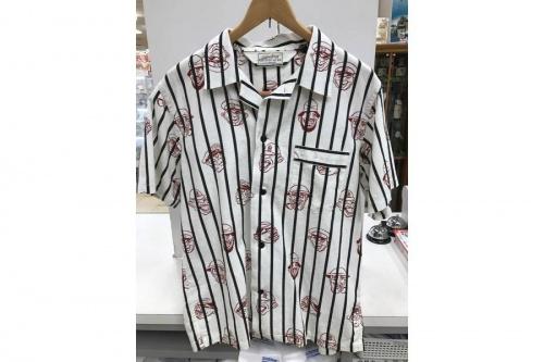 メンズファッションの半袖シャツ