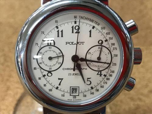腕時計のPoljot