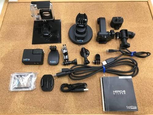 ウェアブルカメラのGoPro