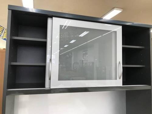 カップボード・食器棚の鏡面加工