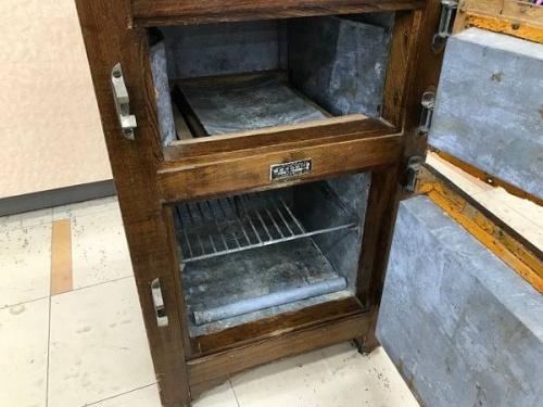 和家具・時代家具の冷蔵器