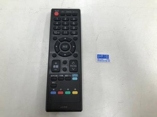 ORIONの液晶テレビ