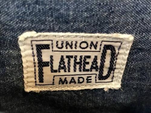ワークシャツのThe Flat Head