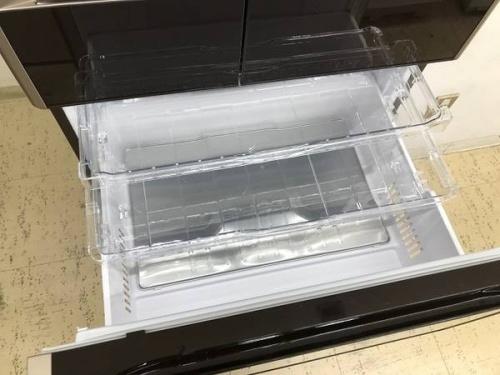 6ドア冷蔵庫の出張買取