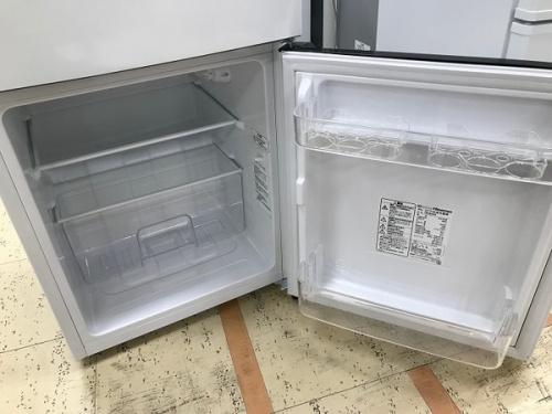 2ドア冷蔵庫のHisense