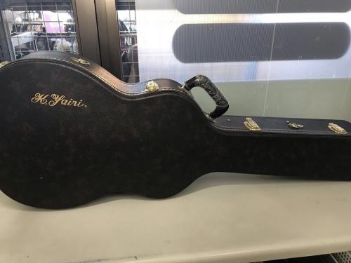 ヤイリギターの出張買取
