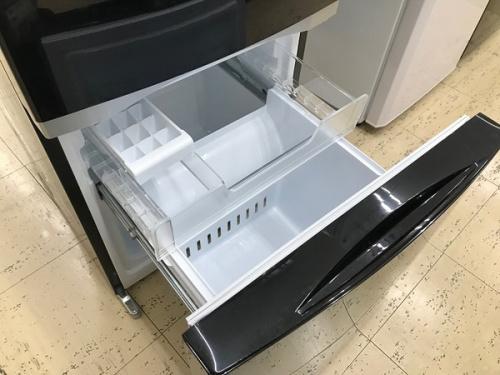 トウシバの2ドア冷蔵庫