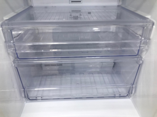 2ドア冷蔵庫のシャープ