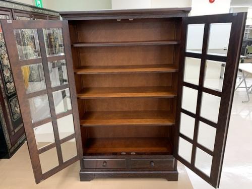 本棚の北海道民芸家具
