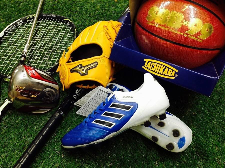 【TFスポーツ青葉台店】各種お買い得な中古スポーツ用品ございます【中古スポーツ・中古トレーニング】