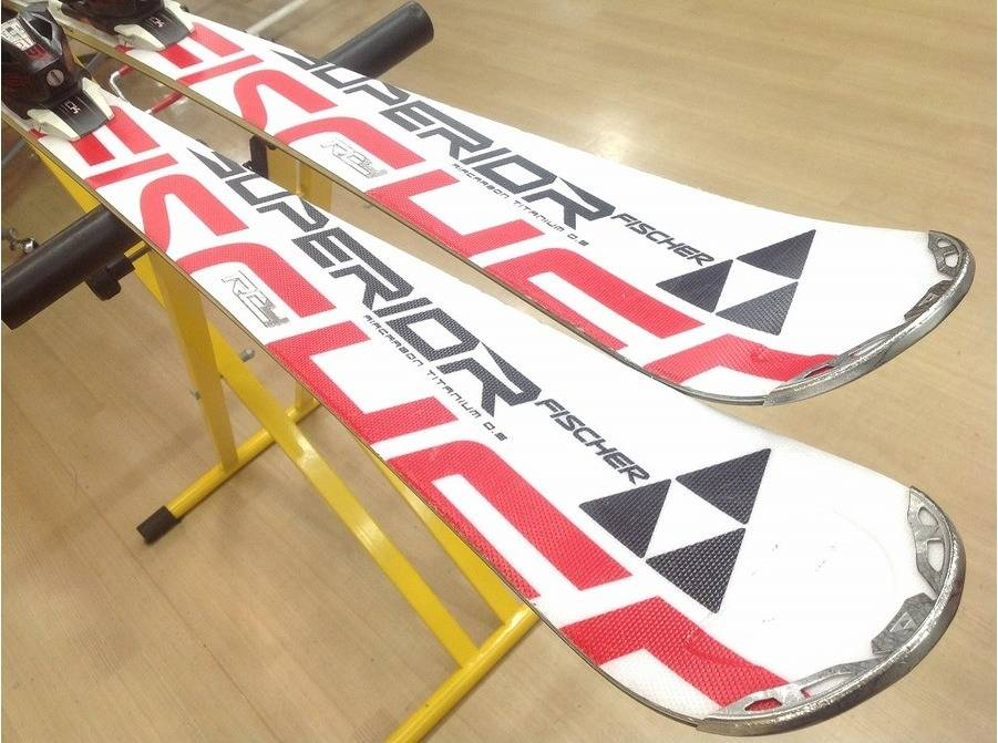 【TFスポーツ青葉台店】スタッフ思い入れのスキー板。FISCHER(フィッシャー)のスペリオール入荷!