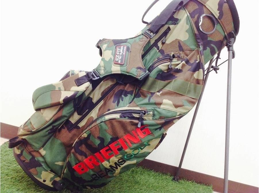 【TFスポーツ青葉台店】BEAMS GOLF別注のブリーフィングのゴルフスタンドが入荷!!
