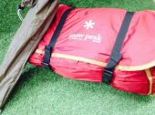 スノーピーク青葉台のキャンプ用品