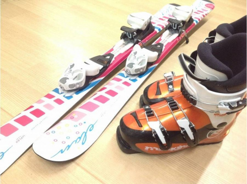中古スノーボードのキッズ