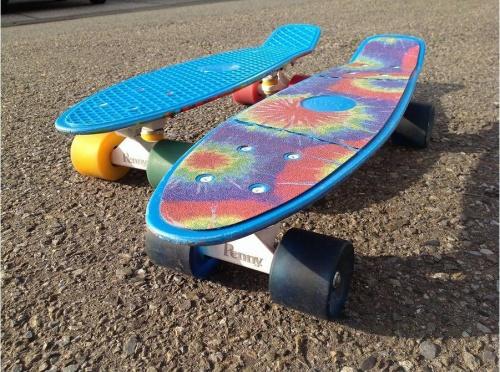 スケートボードのサーフボード