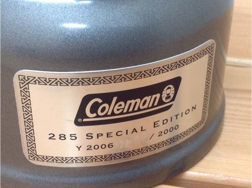 コールマンのランタン