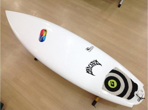 タブレットのサーフィン