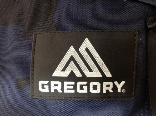 GREGORYのグレゴリー