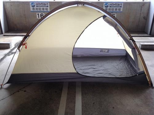 テントの山岳テント