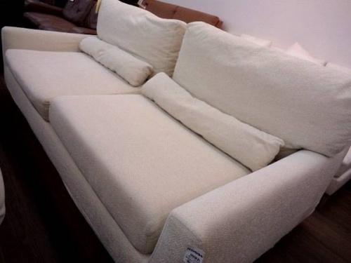 家具・インテリアの二人掛けソファー