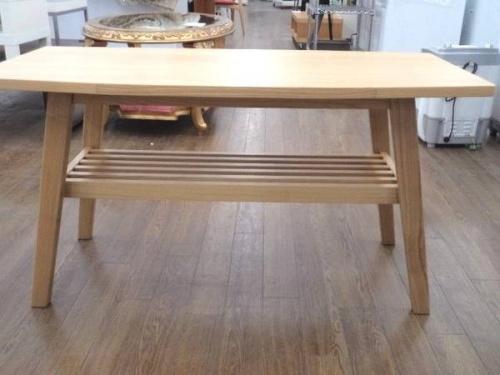 無印良品のセンターテーブル