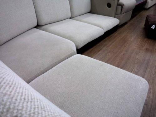 ニトリのコーナーソファー