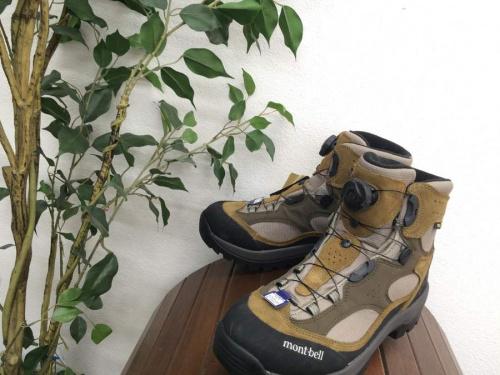 アウトドアの登山用品