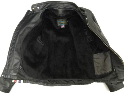 ジャケットのレザージャケット