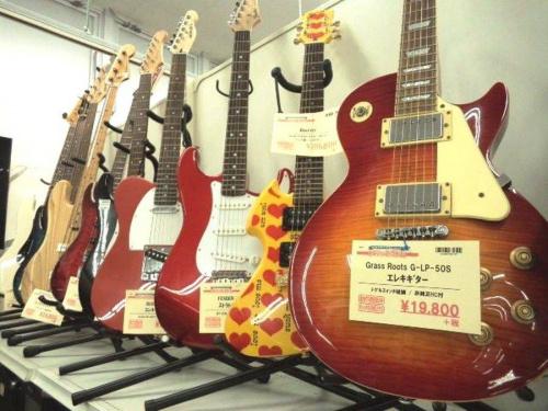 アコースティックギターのMORRIS