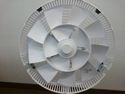 扇風機のBALMUDA