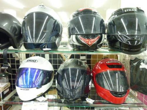 SHOEIのヘルメット