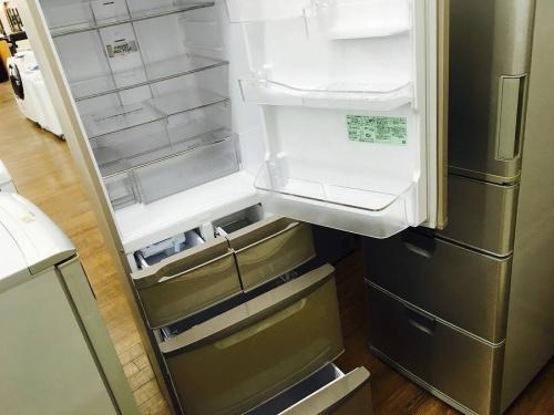 日立の大型冷蔵庫