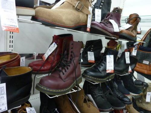 ブーツのRUDE GALLERY