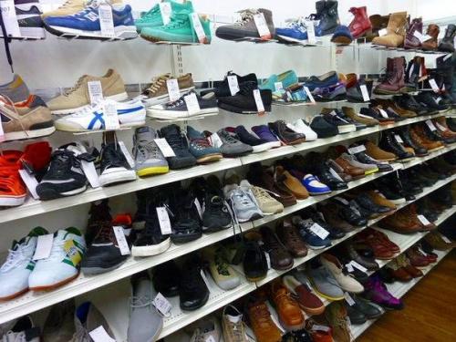 ブーツのREDWING