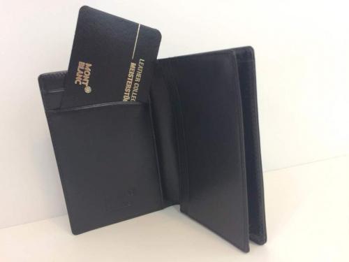 カードケースのMONTBLANC