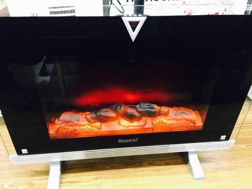 暖炉風パネルヒーターのヒーター