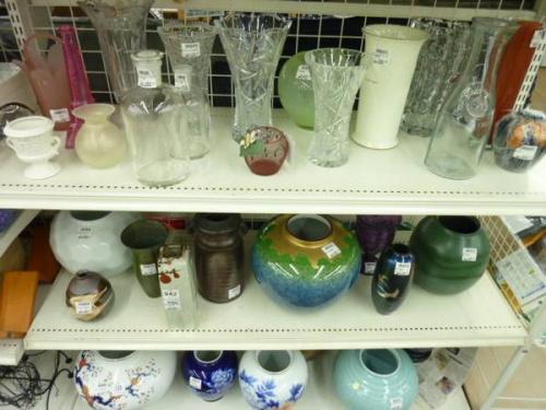 花瓶の多摩稲城食器