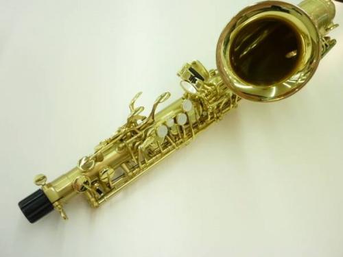 アルトサックスの多摩稲城楽器