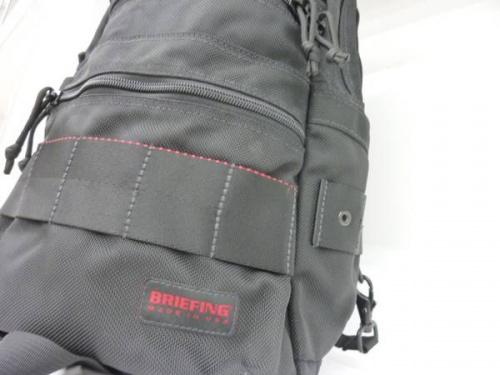 メンズファッションのビジネスバッグ