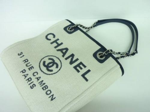 CHANELのトートバッグ